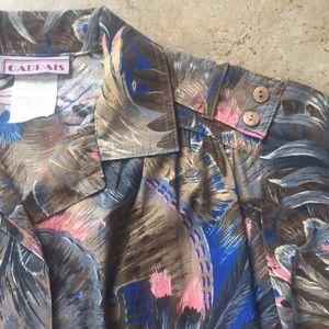 Cabrais Dresses - Vintage 80s Cabrais Dress